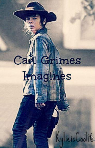 Carl Grimes Imagines {Hiatus}