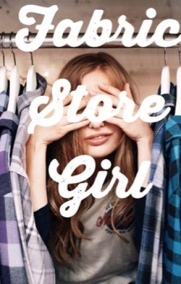 Fabric Store Girl