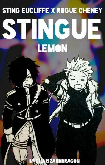 Sting Eucliffe x Rogue Cheney (Stingue) Lemon