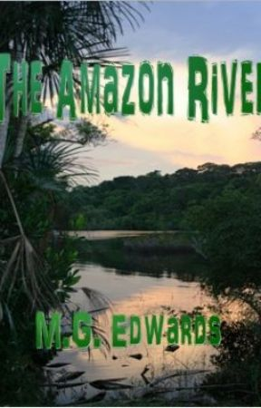 The Amazon River by mgedwards