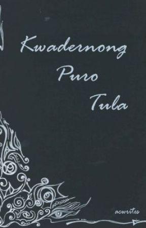 Kwadernong Puro Tula by breaker04