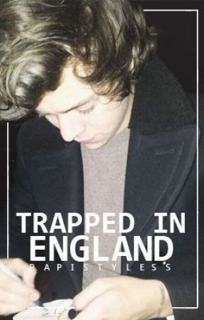 """Trapped In England (Continuare """"Made In England"""") by ReddFeathers"""