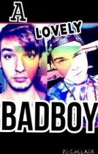 A lovely Badboy by DarkestLou