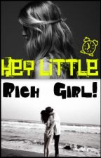 Hey Little Rich Girl ! (EDITING) by Lickastickystamp