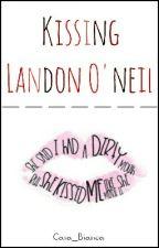 Kissing Landon O'neil by Casa_Bianca