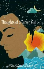 Thoughts of a Black Girl by TheSilentSleeper