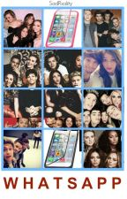 WhatsApp Little Direction ; Book 1 #LittleMixAwards by SadRxality