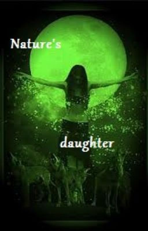 Nature's daughter (edited) by wannabeinpack