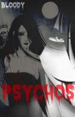 Psychos by maru24bustos