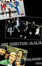 One Direction JAJAJA by majodibo