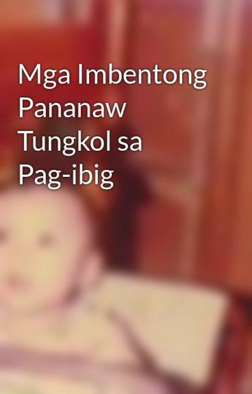 Mga Imbentong Pananaw Tungkol sa Pag-ibig