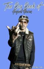 the big book of august alsina [discontinued//editing] by mymelanin