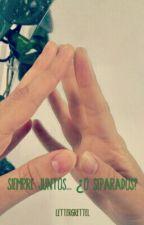 Siempre juntos... ¿o separados? (Gay/Yaoi) by letterGrettel