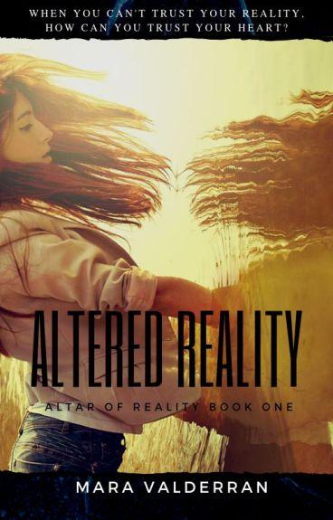 Altar of Reality by MaraValderran