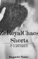 ZeRoyalChaos Shorts by SavingFanFiction