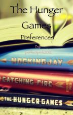 The Hunger Games Preferences by perfectpink2012