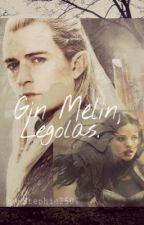 Gin Melin, Legolas. by Stephie2509