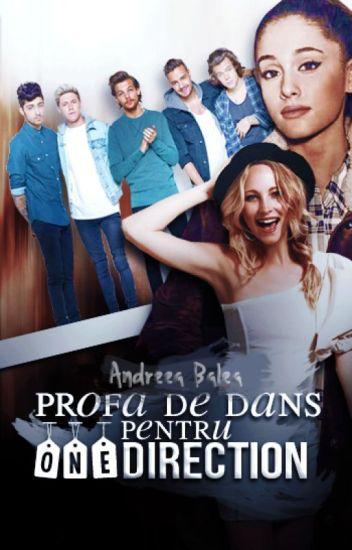 Profa' de Dans Pentru One Direction