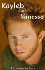 Kayleb and Vanessa (5th in werewolf series) by conleyswifey