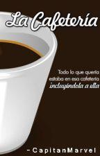 la cafetería ; Ashton Irwin. by PrincessOfAshton