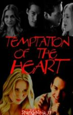 Temptation of the Heart (Kai Parker) by SparkleNinja_17