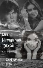 Las hermanas Dixon. ( carl grimes y ___(tn). by Yanix360