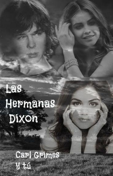 Las hermanas Dixon. ( carl grimes y ___(tn).