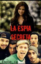 La espía secreta by EsmeraldaGutierrez21