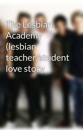 The Lesbian Academy (lesbian teacher/student love story