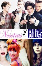 Nosotras y ellos- The Vamps by Writegirl3