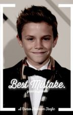 Best Mistake. (Romeo Beckham Fanfiction) by queenarigrande