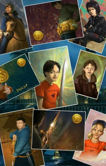 Percy goes to Hogwarts (Percy Jackson Fanfic)