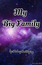 My Big Family ? by KelseyAnnBegning