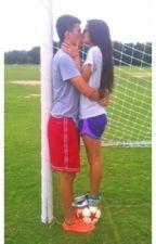 A Soccer Love Story by jewleeah
