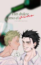 Dulce Vino by -rxinbxwstxr