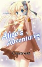 Alice's Adventures by Crzrsn