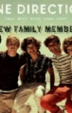 NEW FAMILY MEMBERS: ONE DIRECTION! by undercoverbookworm1
