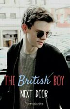 The British Boy Next Door(A Thomas Sangster fanfic) by thisisdita