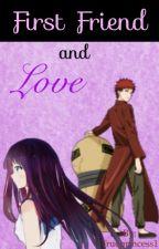 First friend and love. (Gaara love story.) by Trueprincess1