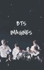 BTS Imagines by kimagines