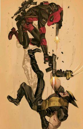 Wolverine x Reader x Deadpool (X-Men Origins : Wolverine + Other X-Men Movie) by LokiLoveyPocky