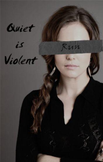Quiet is Violent {Newt | The Maze Runner}
