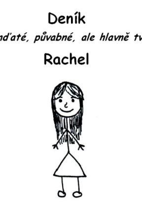 Deník (blonďaté, půvabné, ale hlavně tvrdé) Rachel by TerezaVaculikova
