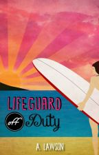 Lifeguard off Duty by A_Lawson