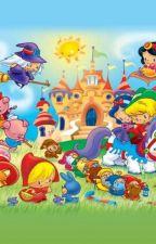 Cuentos infantiles favoritos by ElenaXY12