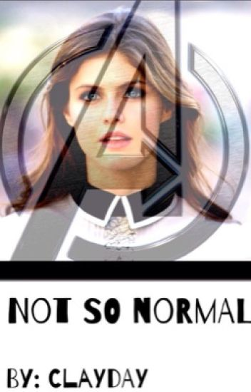 Not So Normal {A Captain America Fanfic}