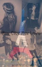 •New City New Love• (Bryan Mouque & Tu) ||Terminada|| by KimNickook