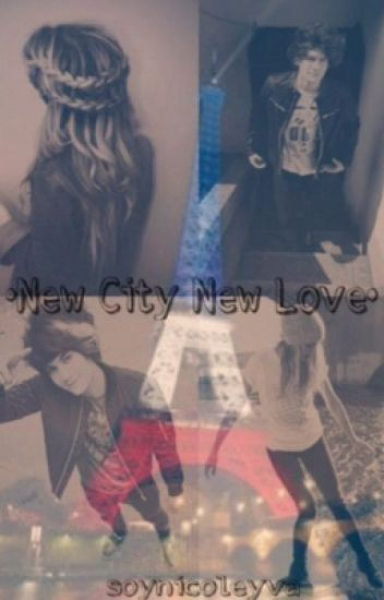 •New City New Love• (Bryan Mouque & Tu) ||Terminada||
