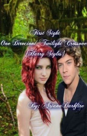 ON HOLD Frist Sight. One Direction/ Twilight Crossover  (Harry Styles) by ArianaDarkfire