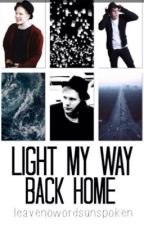 Light My Way Back Home •Patrick Stump+Fall Out Boy• by LeaveNoWordsUnspoken